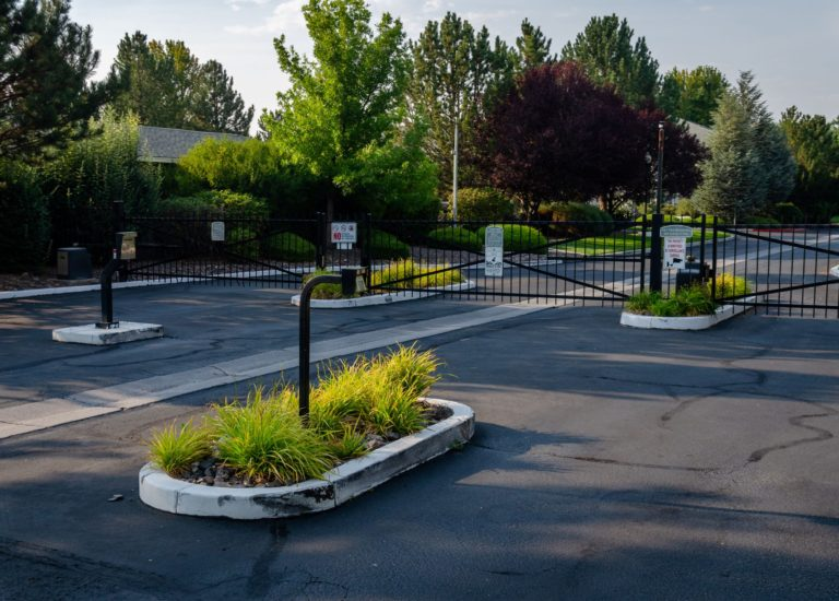 Our gated community will give you peace of mind